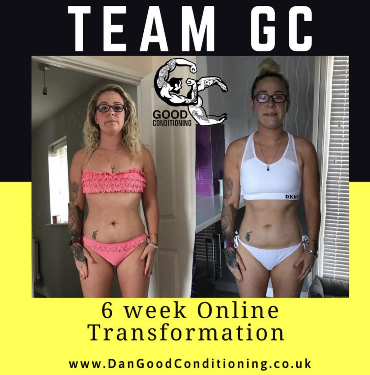 Siobhan Fallow - Team GC Member