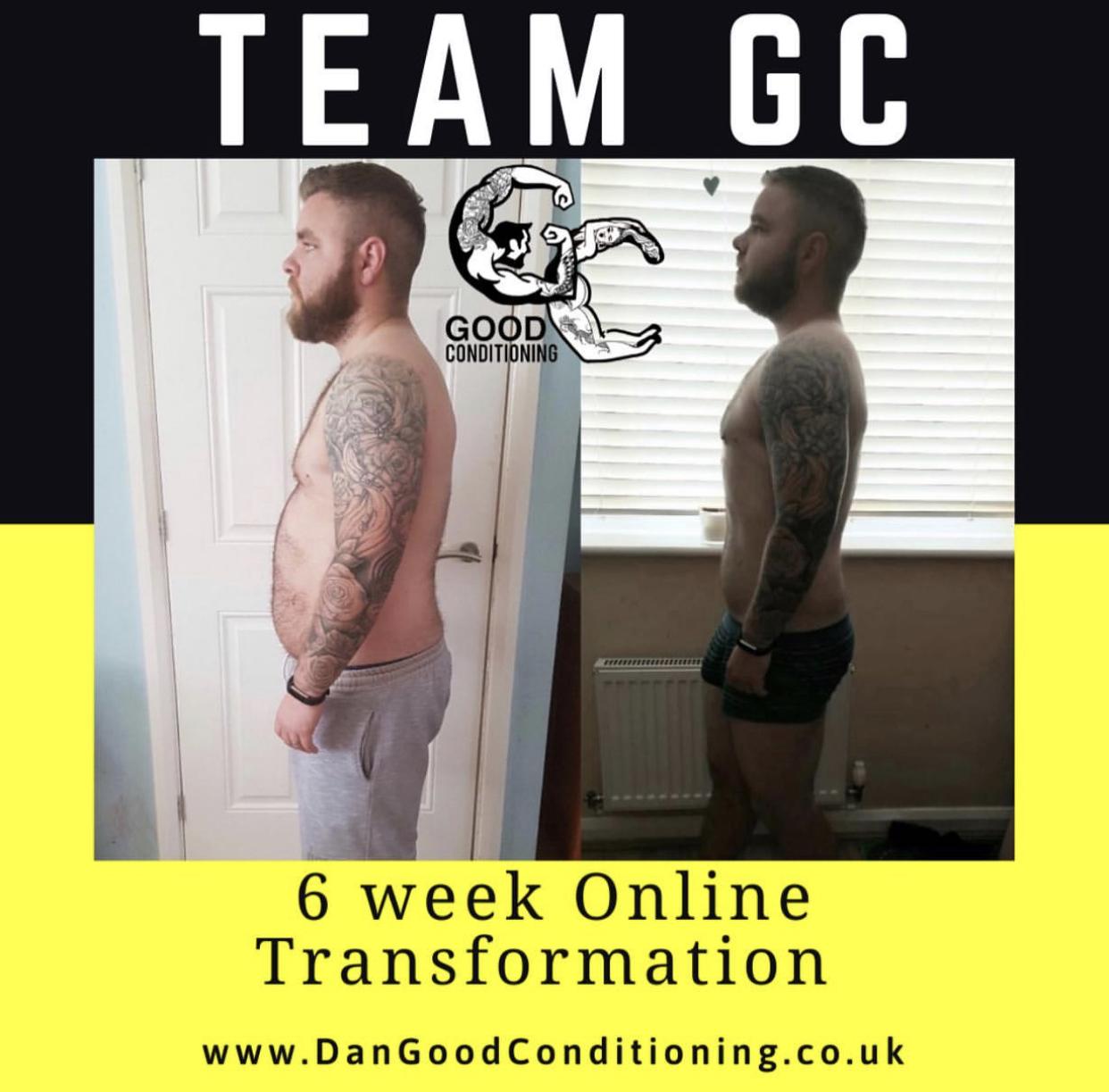 Lee Watson - Team GC Member