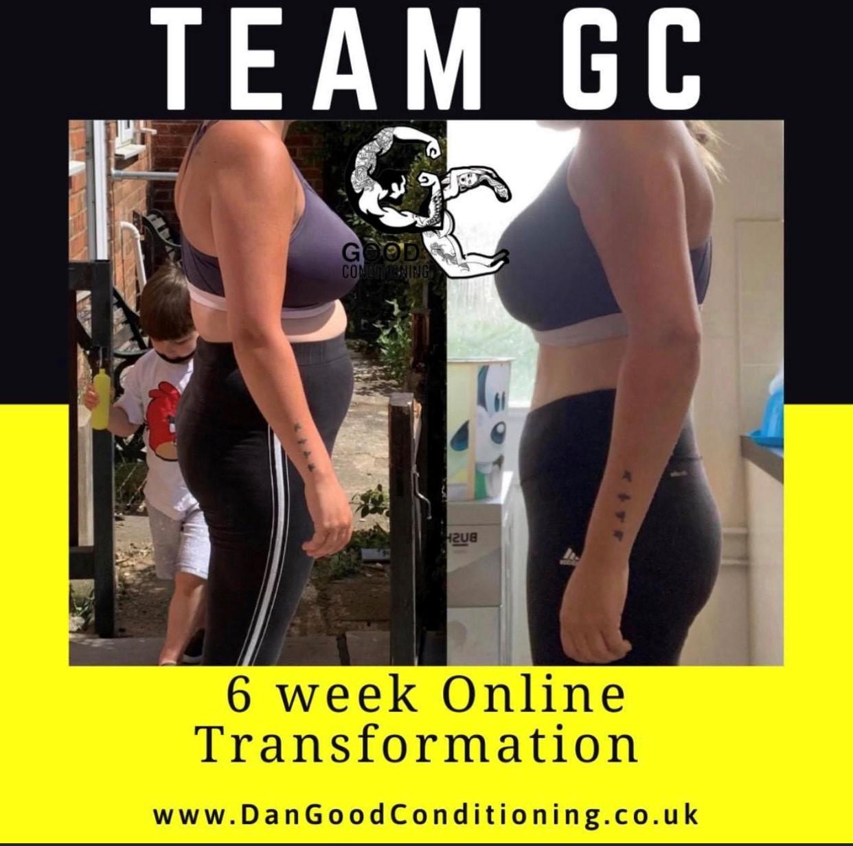 Sammie McCaig - Team GC Member