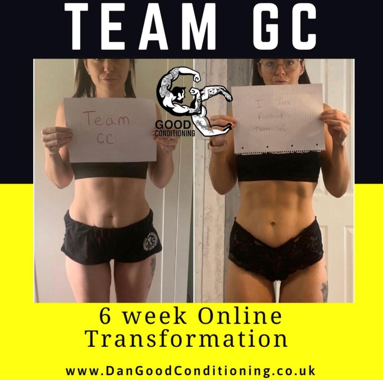 Becca Russell - Team GC Member