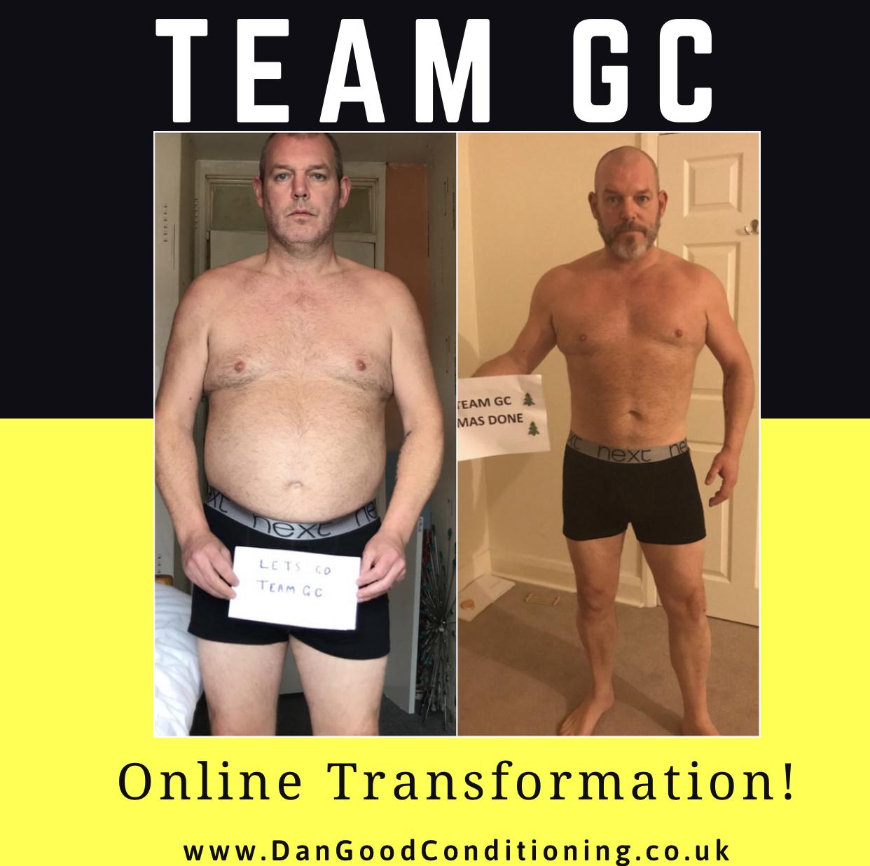 John Mackenzie- Team GC Member