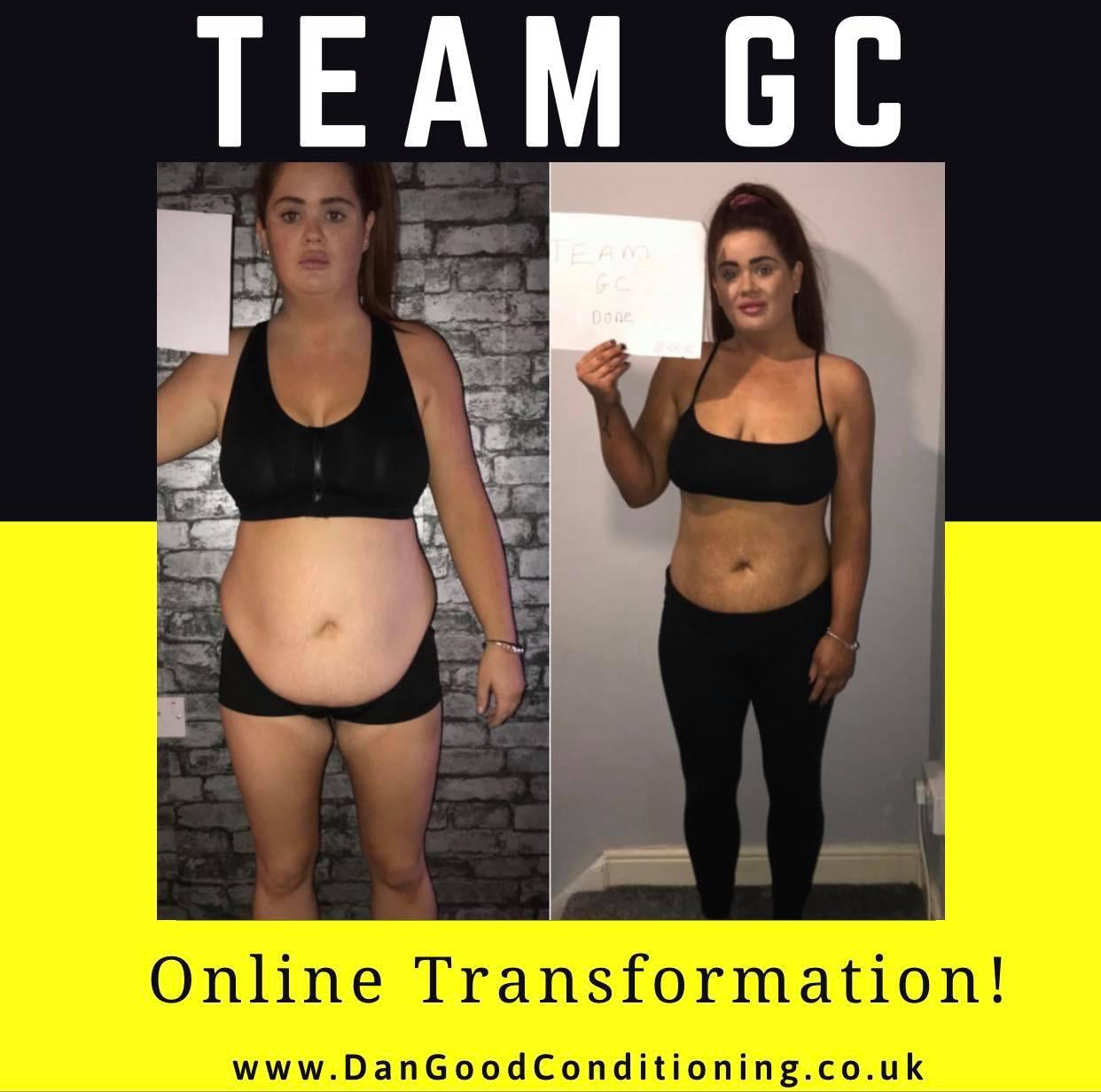 Katie Mctaggart - Team GC Member