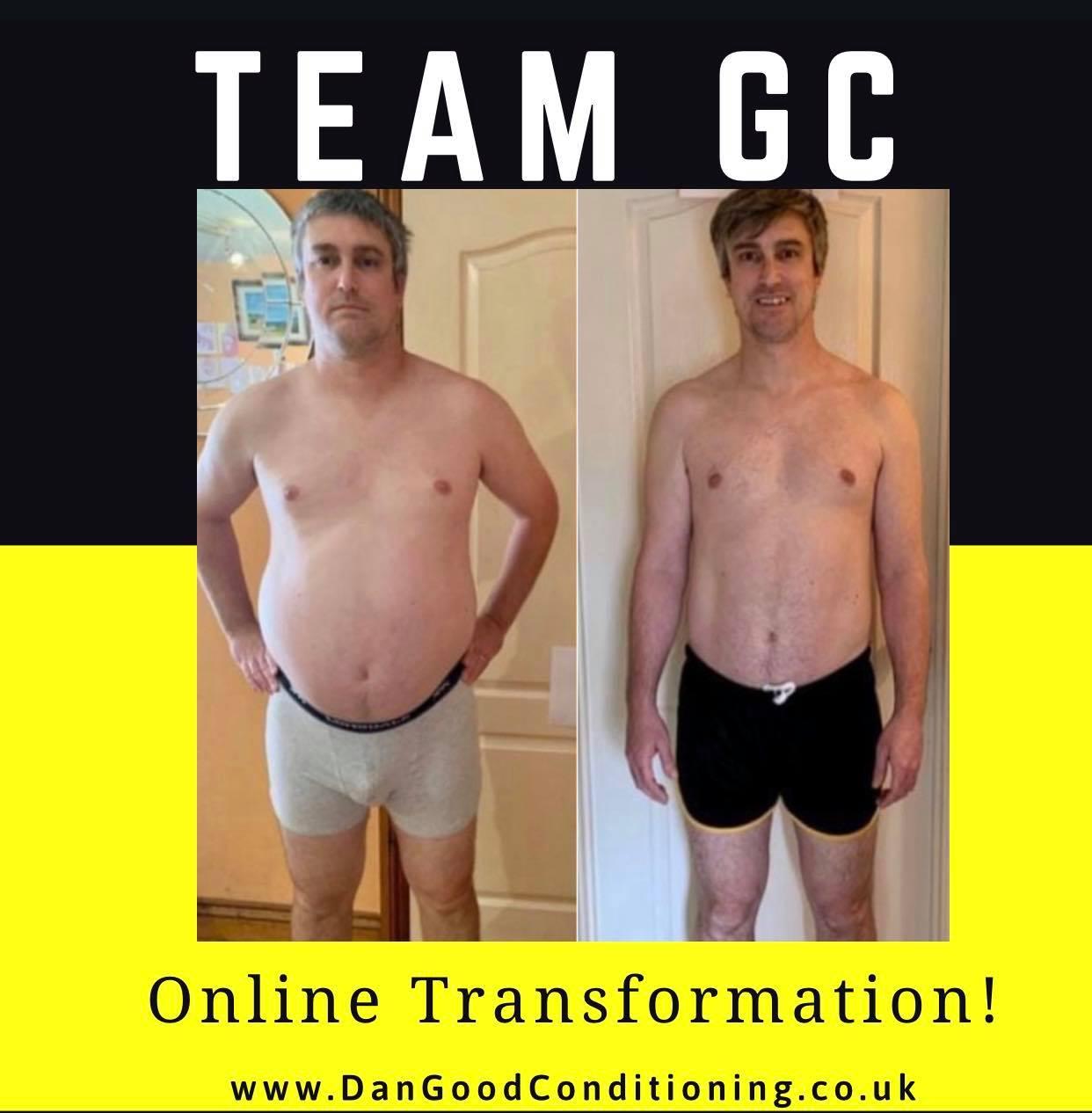 Steve Allder- Team GC Member