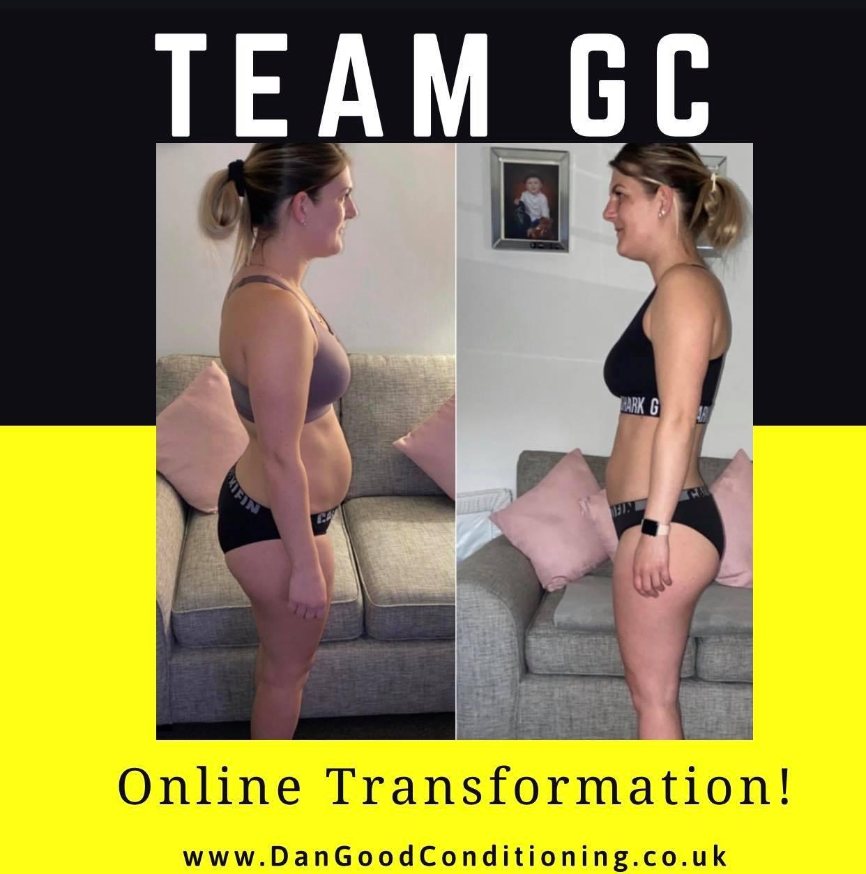 Carolann Mcallister- Team GC Member