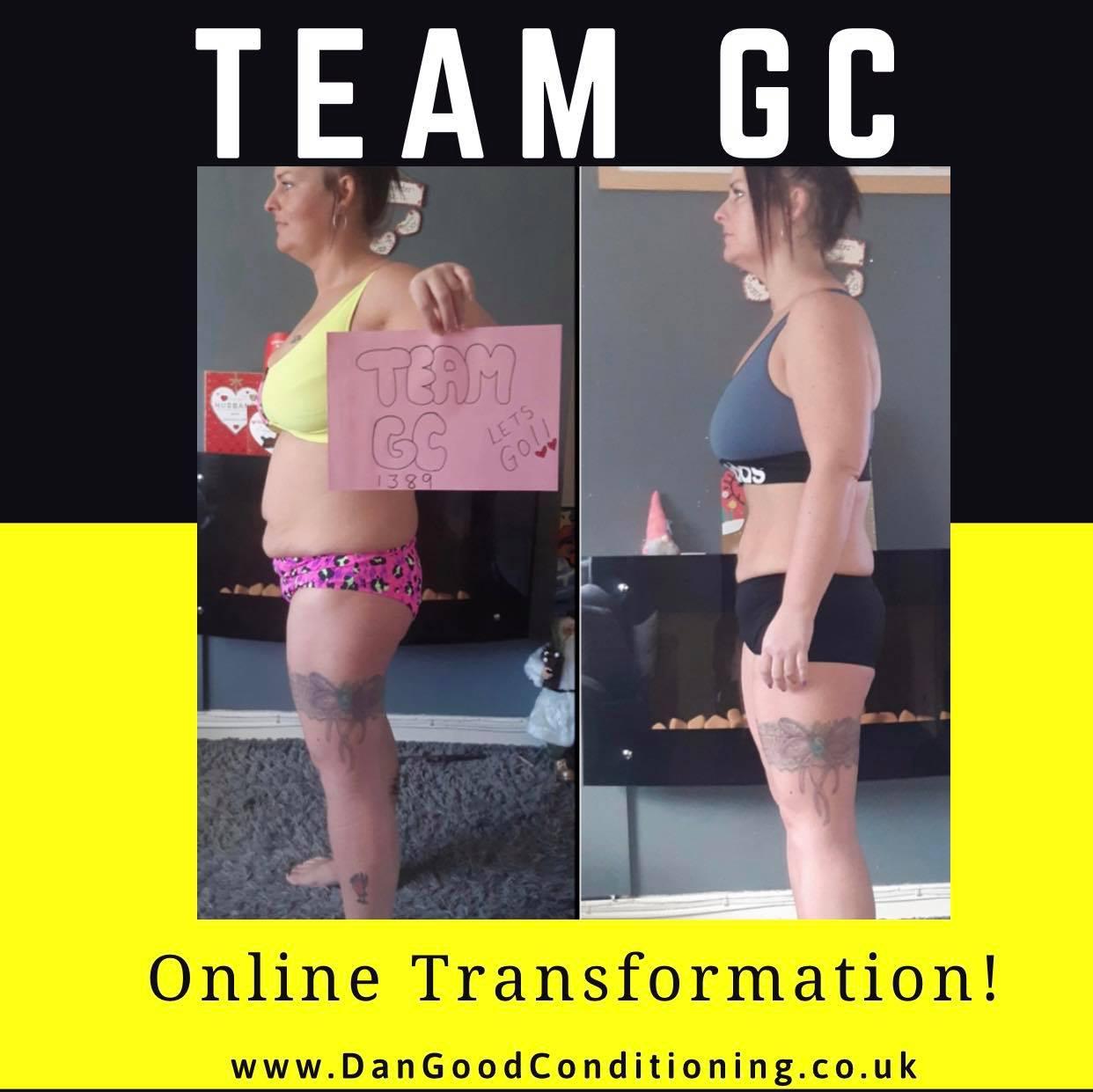 Joanne Lowe- Team GC Member