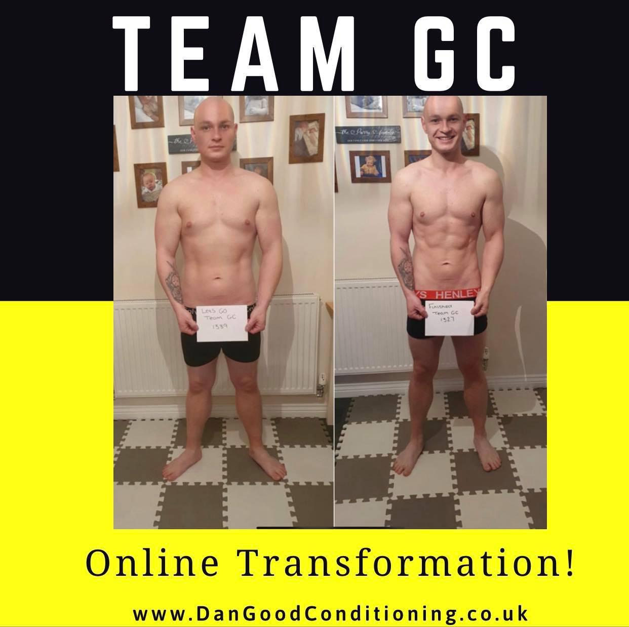 Nico Parry- Team GC Member