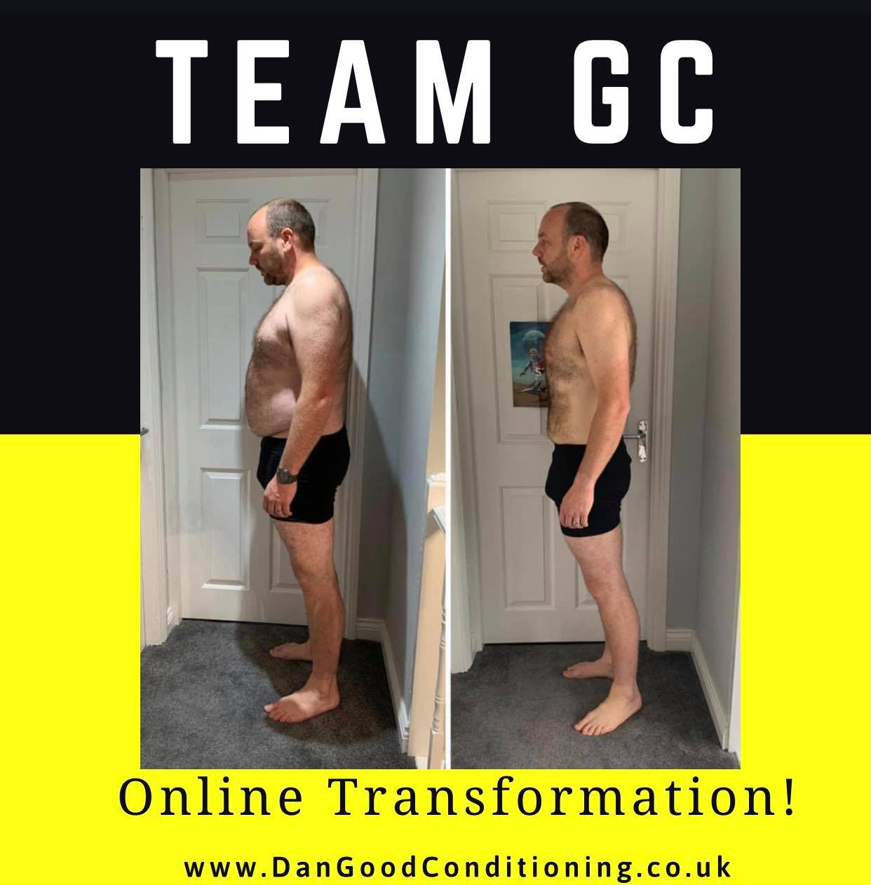 Kev McConnell - Team GC Member