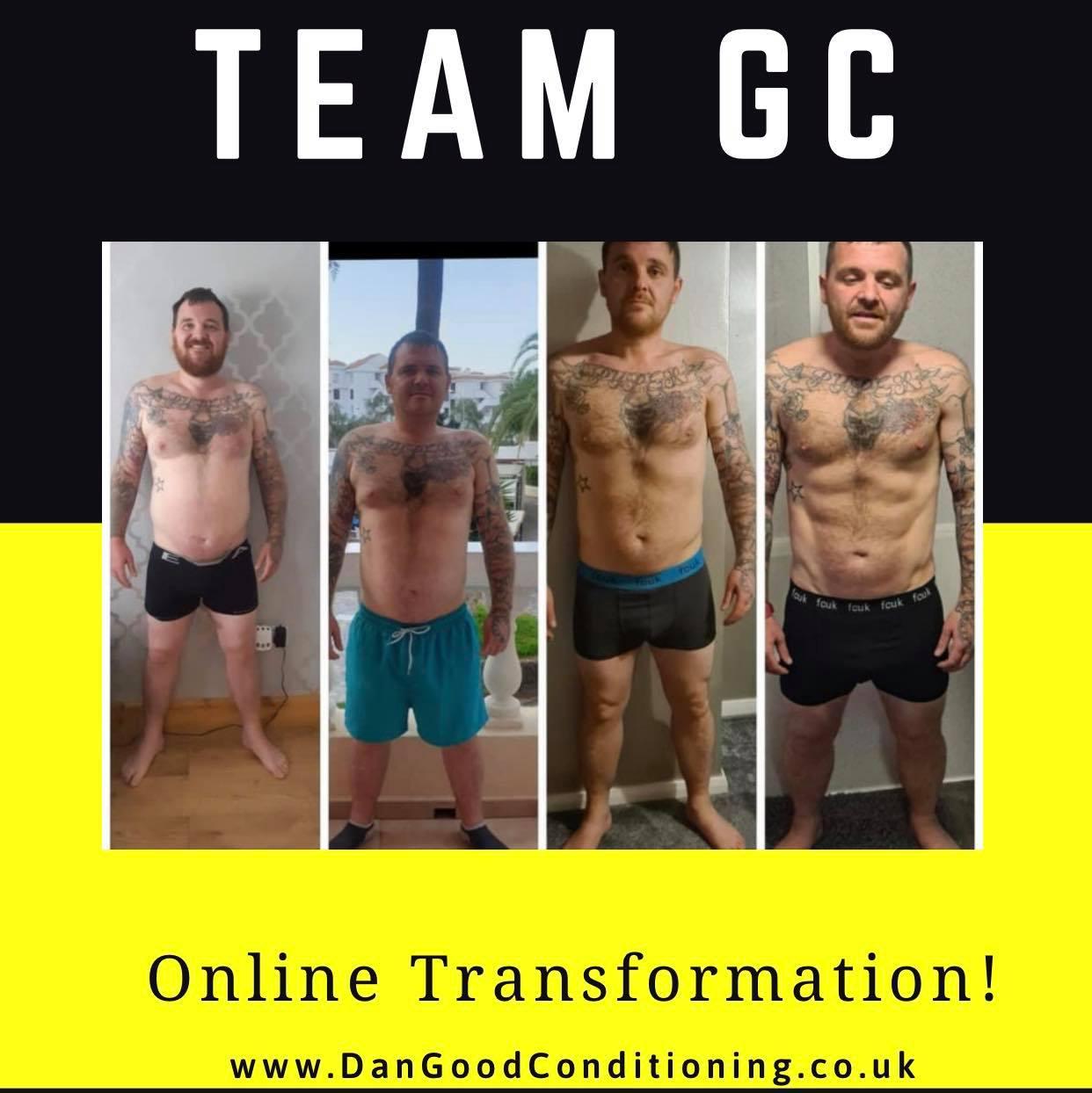 Ricky Reid- Team GC Member