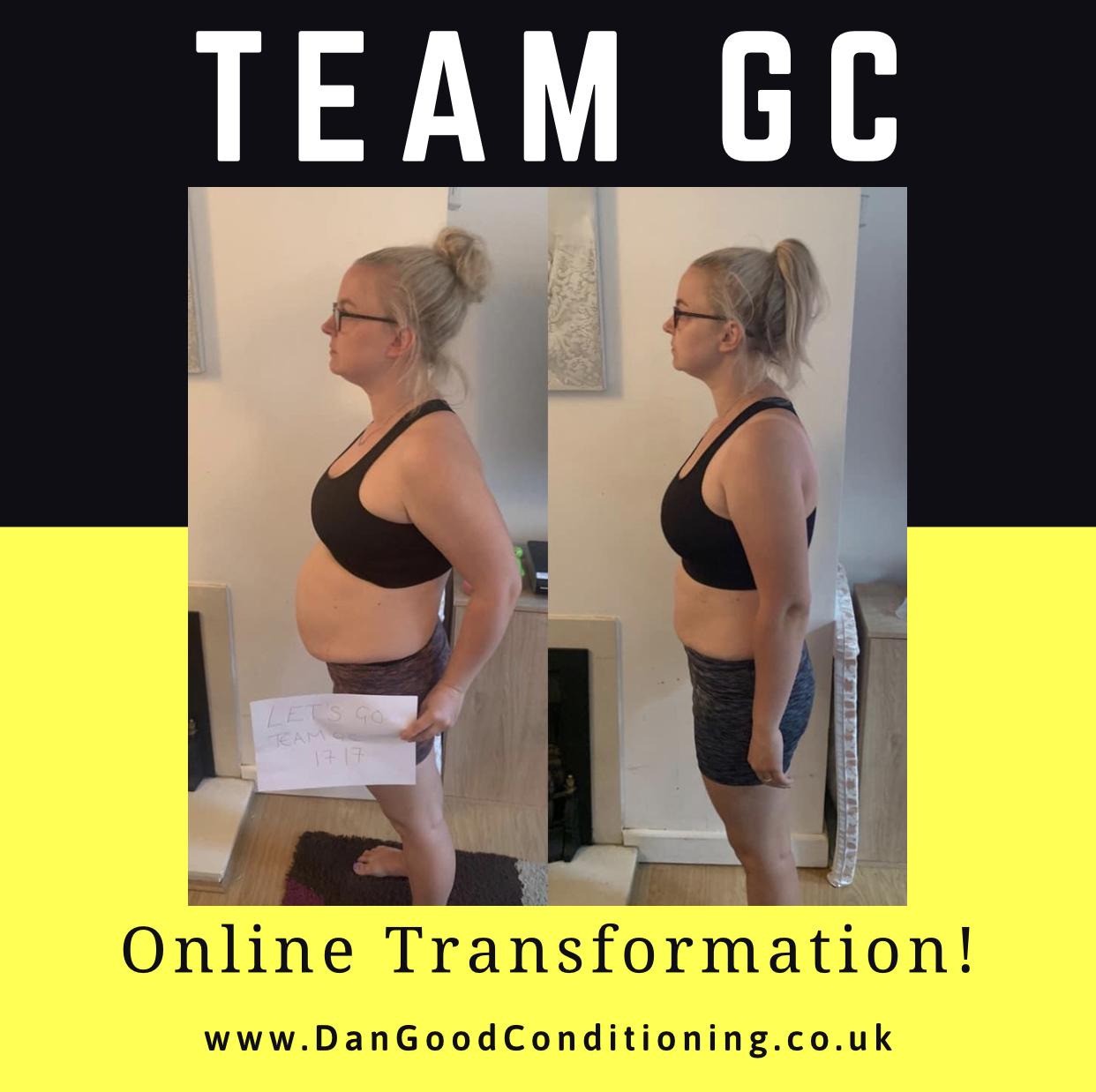 Romy Bettles- Team GC Member
