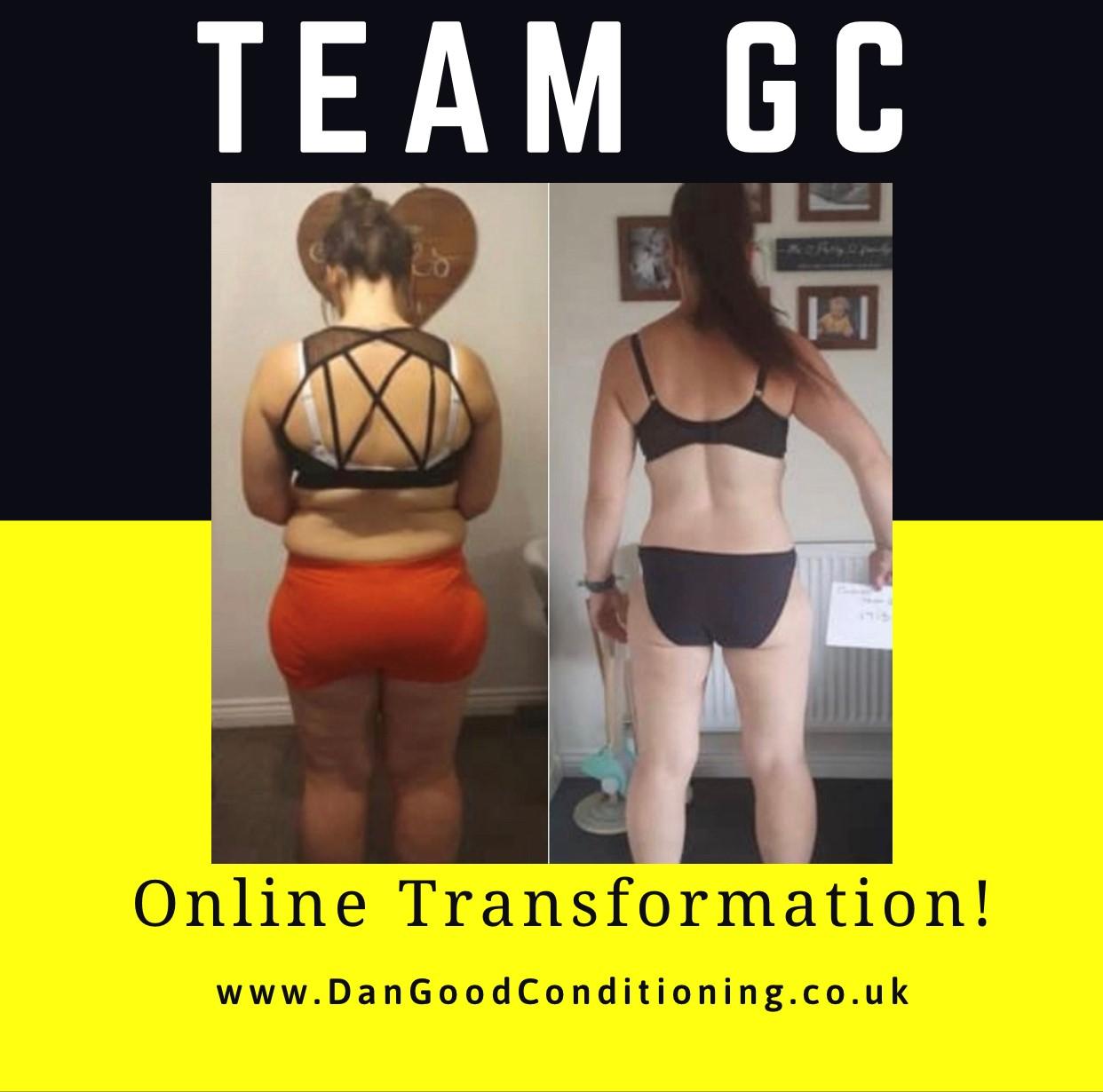 Danielle Parry - Team GC Member