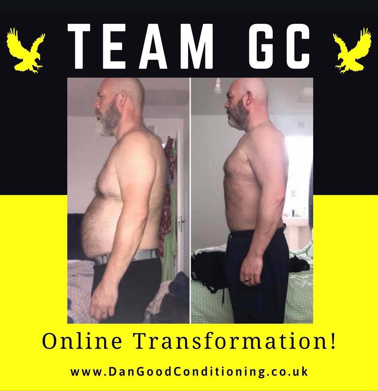 John Mackenzie - Team GC Member