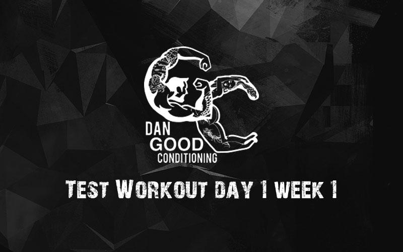 Test Workout 5