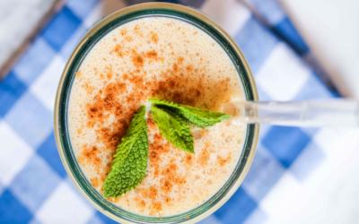 Vanilla & Coffer Protein Smoothie