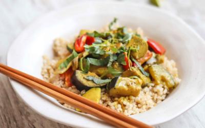 Quick Vegatable Curry